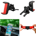Anti-slip Adjustable Car Air Vent Mount Holder For All Mobile Phone Car Interior Decoration
