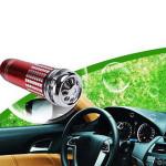 Selbstauto Frischluft Reinigungsapparat Sauerstoff Bar Ionizer Auto-Innenraum