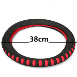 Automotive Supplies Steering Wheel Cover Economic Personality