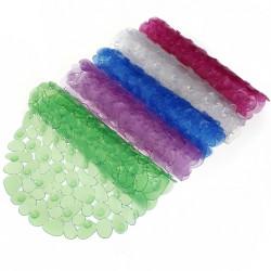 Badeværelse Anti Slip Pad PVC Pebble Bath Slip Mat