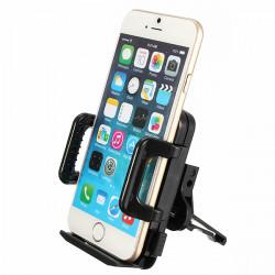 Bil Luftventil Mount Cradle Hållare Ställ för iPhone Samsung HTC LG GPS