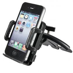 Bil CD Dash Slot Mount Hållare Dock för Cellphone GPS MP3 MP4