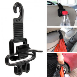 Car Vehicle Seat Hook Bottle Bag Accessories Hanger Holder