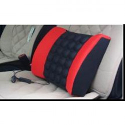 Electric massager Lumber Pillow Cushion (With massor)