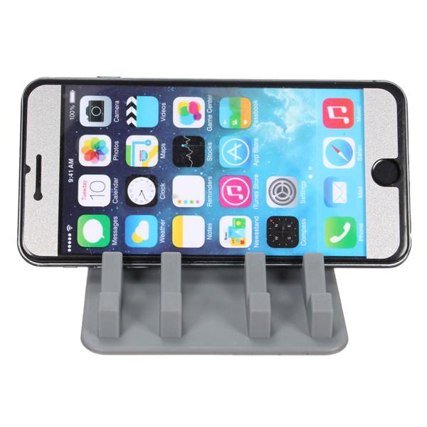 Multifunktions Bil Instrumentpanel Mobiltelefon Halkskydd Stand Hållare Pad Interiör