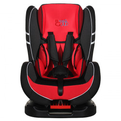 Red Safety Convertible Baby Car Seat & Booster Seat 0-4 Year 0-18kg