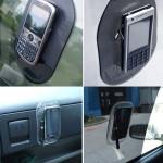 Super Adsorption Antirutsch Auto Matte Large nette Spinne Auto Telefon Mat Auto-Innenraum