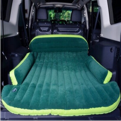 Universal Car Inflatable Mattress Outdoor Travel Car Air Bed for SUV