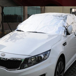Vandtæt Outdoor Bil Top Cover Sun Rain Dust Sne Leaf Protection
