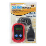 12V MS309 OBD2 Code Reader Multifunction Auto Decoders Diagnostic Scan Tool