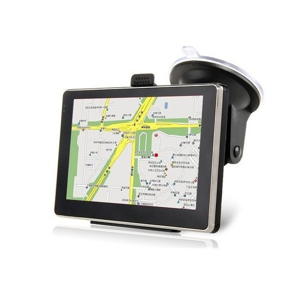 4.3 Inch GPS Navigation TFT LCD Screen 4G Memory Windows CE6.0 GPS & Accessories