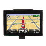 4GB 5 Inch TFT LCD Car GPS Navigation SAT NAV FM Map Free GPS & Accessories