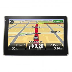 4GB TFT LCD Car GPS Navigation SAT NAV E-book Free Map Update