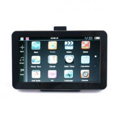 5 Inch Car GPS Navigation TFT LCD Touch Screen Windows CE6.0 System