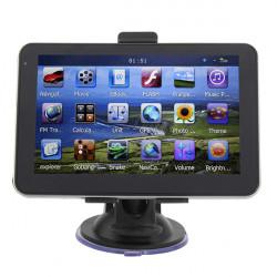 5 Zoll HD Touchscreen GPS Navigation YL 750 MTK FM 4GB