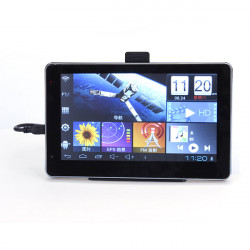 "7"" GPS Navigator Android 4.0 Allwinner 1.2GHz + WiFi + AV-IN (EL-7006)"