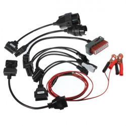8 Adapter Bil Kabler til Autocom CDP Pro Fejlkodelæsere Kabel