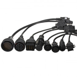 8stk OBDII Auto Diagnosewerkzeug Adapterkabel Pack für Verdichteraustrittsdruck