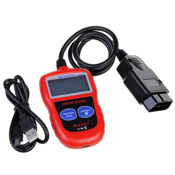 AUTEL OBDII EOBD Maxi MS310 Auto Read Code Karte KFZ Diagnosegeräte / Fehlerauslesegerät