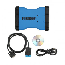 CDP TCSCDP Pro Keygen Diagnostic Scanner med Bluetooth-funktion