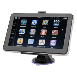 Car 7 Inch HD Touch Screen GPS Navigation YL-950 MTK FM 4GB