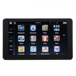 "Auto 7"" Touch Screen GPS Navigator YL 910 MTK und FM 4 GB"
