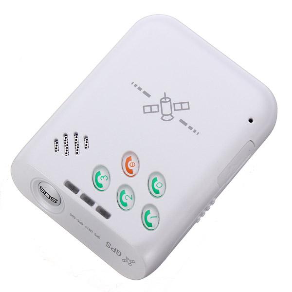 Bil Fordon Barn Husdjur Små Personliga GPS Tracker System SOS TK805 GPS Navigation / Tracker