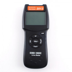 D900 OBD2 EOBD CAN Universal Auto Fault Code Scanner