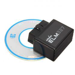 ELM327 V1.5 OBD2 OBDII Car Diagnostic Scanner with Bluetooth Function