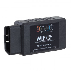 ELM327 WiFi OBD2 Bil Fejlkodelæsere Support iPhone iPad Android