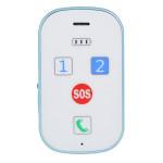 GPS368 Bil Larm GPS och LBS Dual Positionering Vattentät IPX65 GPS Navigation / Tracker