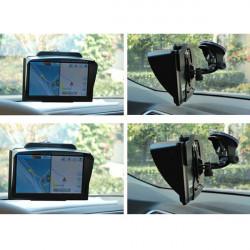GPS Universal Sonnenschutzsonnenscheinschild für 7 Zoll Auto GPS Navigator