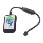 K10 Mini Bil Motorcykel GSM GPRS GPS Stöldskydd Fordon Tracker GPS Navigation / Tracker