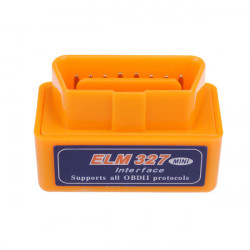 Mini ELM327 OBD2 Protocols Car Diagnostic Tool with Bluetooth Function