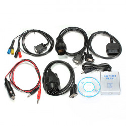 OBD2 KWP2000 plus ECU Motor Remap Flasher Tuning Diagnosewerkzeuge