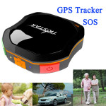 TKstar Vattentät Bil Mini Tracking System GPS Tracker för Barn Elders GPS Navigation / Tracker