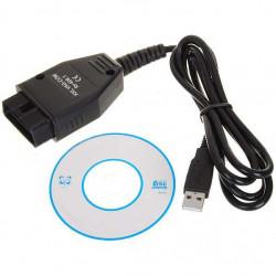 USB KKL VAG-COM 409.1 Compatible Interface for VW/AUDI/SEAT/SKODA