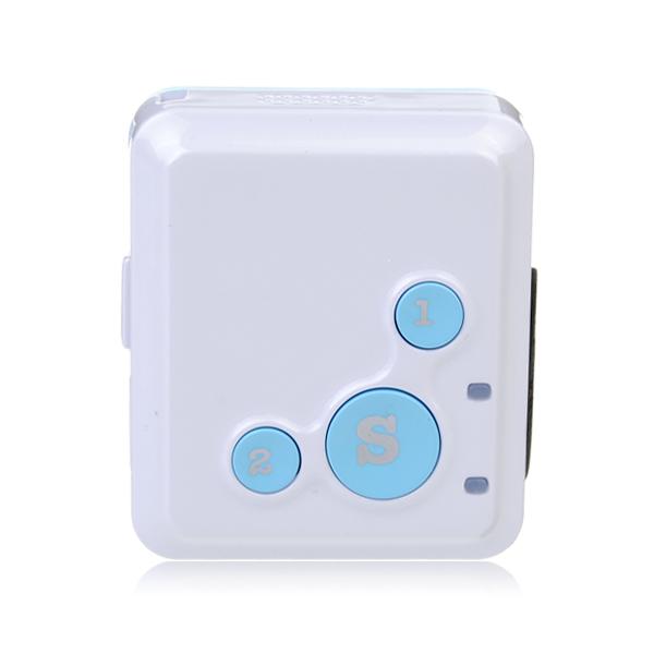 V16 Mini Personal Locator GPS Real Time Tracker SOS Communicator GPS & Accessories