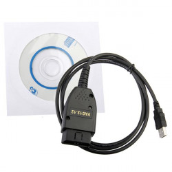 VAG 12.12.0 Suport to VAG VW Car Diagnostic USB Cables