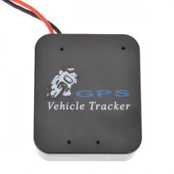 Køretøj Tracking Motorcykel Monitor Tracker LBS + SMS / GPRS Opgraderinger