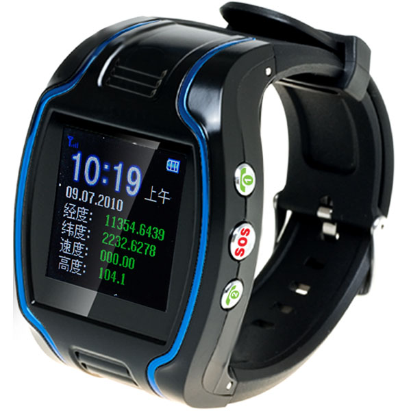 Watch Armbandsur GPS GSM GPRS Tracker TK109 för Barn Kid Äldre GPS Navigation / Tracker