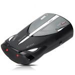 XRS9740 15 Band 360 Degree LCD Display Car Radar Laser Detector Radar Detector