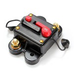 100A Car Marine Boat Bike Stereo Audio Inline Circuit Breaker Fuse Car Electronics