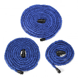 100ft Garten Blau Latex flexibler Portable Anti Auto Tauchrohre