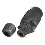 12N 7 Pin Replacement Trailer Caravan Lastbil Bugsering Electrics Plug 12v Bil Elektronik