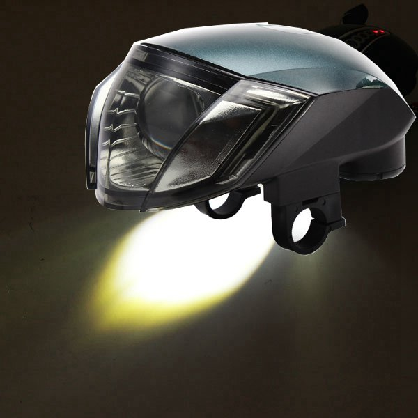 12V-80V 5W CREE LED Waterproof Electric Bike Scooter Headlamp Electric Scooters