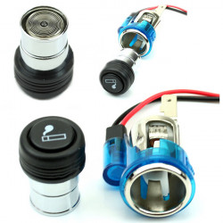 12V 120W Car Cigarette Lighter Power Socket Plug Outlet