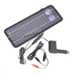 12V 3.5W Poly Silikon Solar Panel Bil Batteriladdare för Bil / Lastbil Bilelektronik