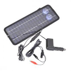12V 3.5W Poly Silikon Solar Panel Bil Batteriladdare för Bil / Lastbil