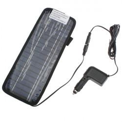 12V 3.5W Sonnenenergie Verkleidungs Auto Auto Ladegerät